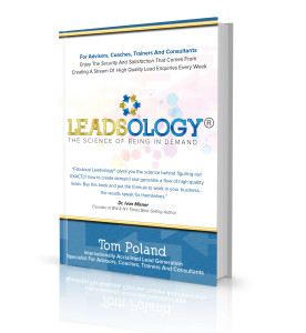Leadsology® Book Cover
