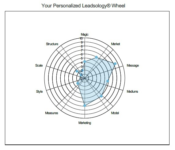 Leadsology Wheel
